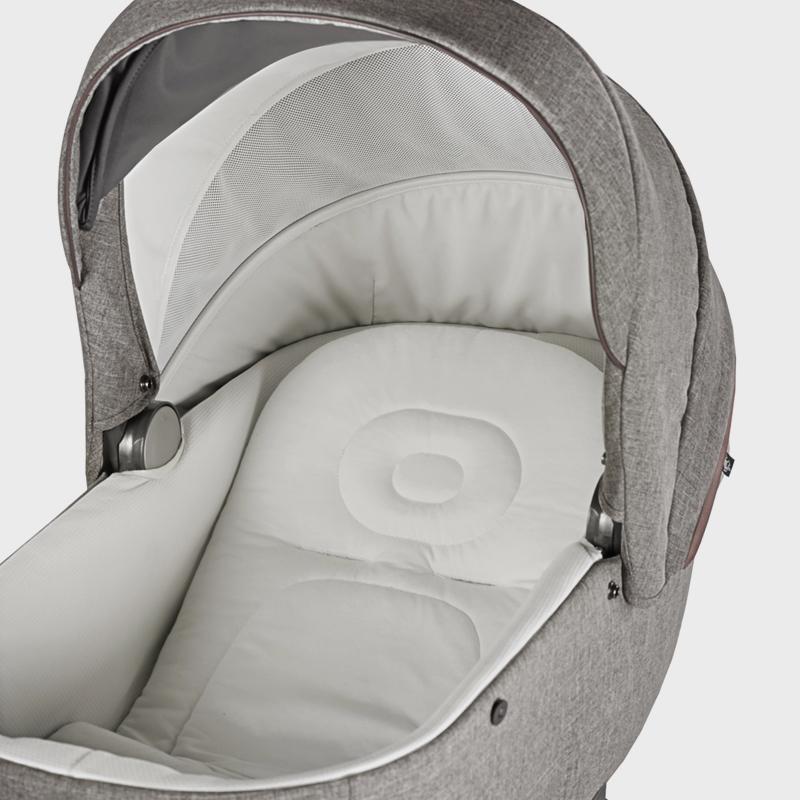 아기의 편안함과 올바른 성장을 도울 수 있도록 디자인 된 요람바구니