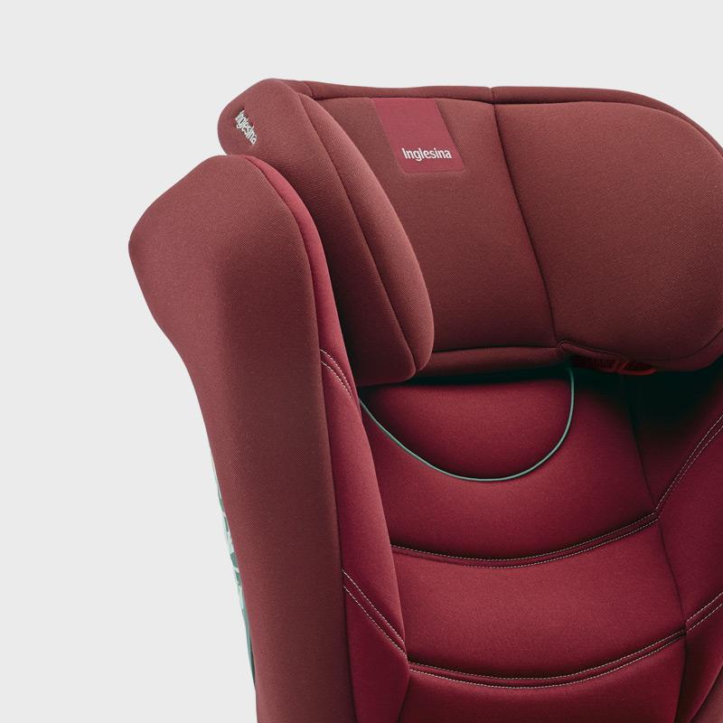 Seduta e testalino ergonomici