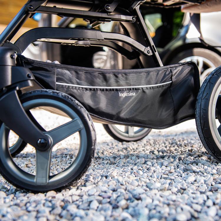 Châssis à suspension intégrale