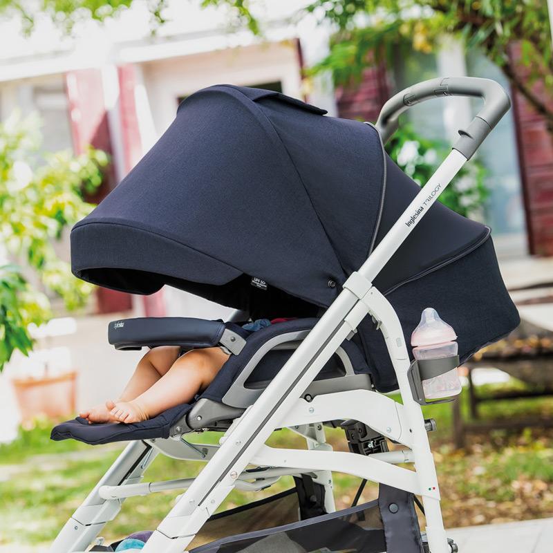 La sillita de paseo: cómoda y práctica