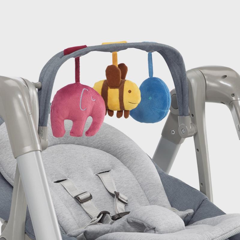 Estimula el crecimiento cognitivo del bebé