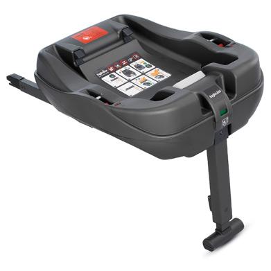 Isofix base for car seat