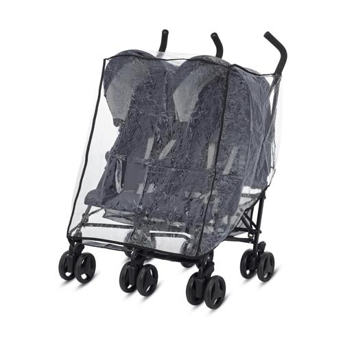 Дождевик для прогулочной коляски Twin Swift