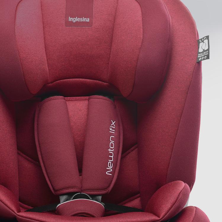 Эргономичное сиденье с боковыми вставками из пенопласта