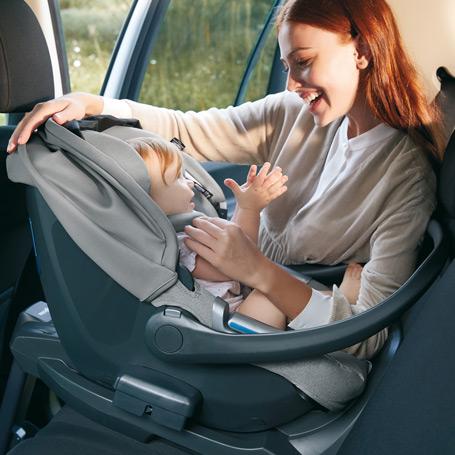 Araç İçi Bebek Koltukları