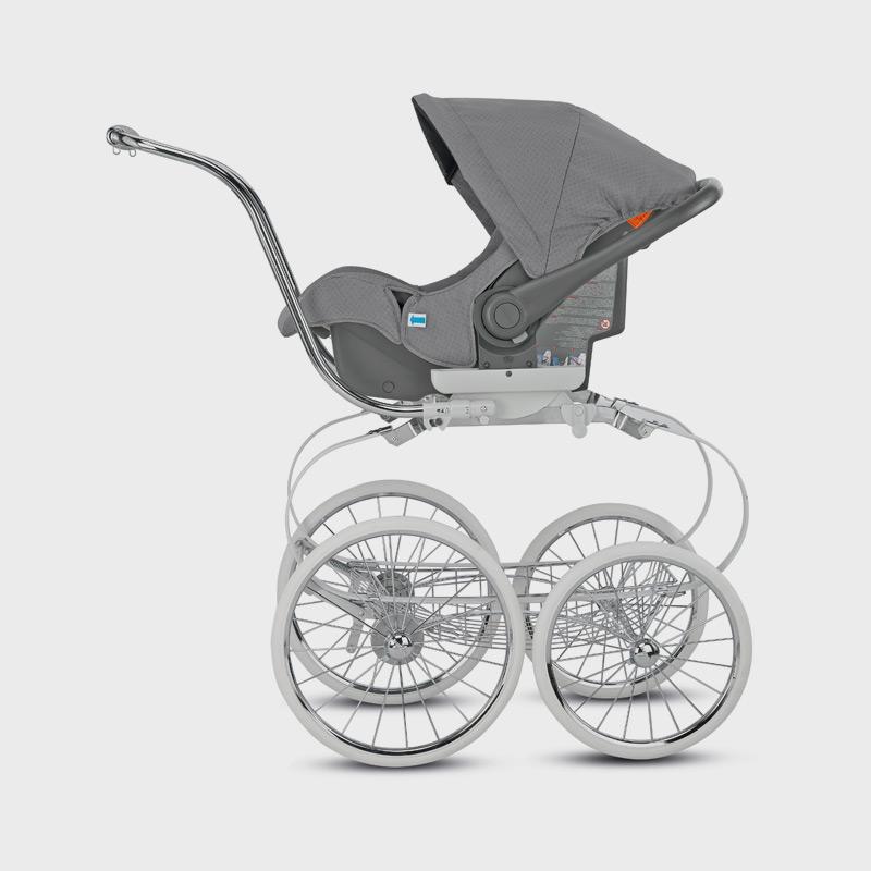 İsteğe bağlı Huggy bebek araba koltuğu & ana kucağı