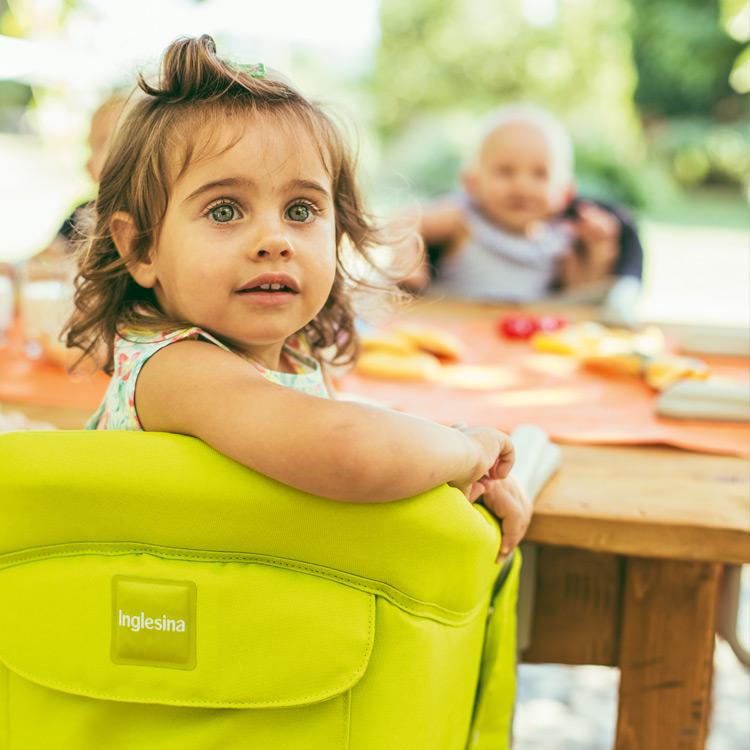 Bebeğiniz için rahat bir sandalye